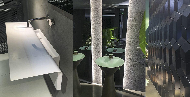 salle de bain rénovation mur